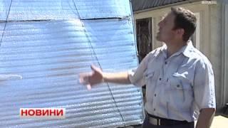Телеканал ВІТА новини 2015-06-01 Навіщо газ якщо є сонце й вітер