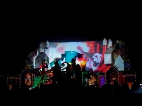 "Beats Antique ""Doors of Destiny"" @ Yost Theater Santa Ana CA 11-13-13"