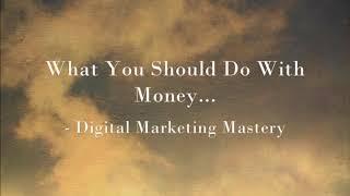 Jim Rohn: What You Should Do With Money (Jim Rohn Success)