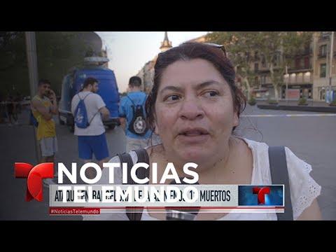 EN VIVO:  Edición de Noticias Telemundo con los detalles sobre el frustrado atentado en Cambrils, Es