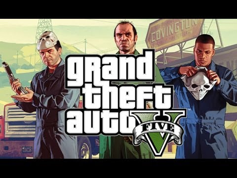 gta v carnage et bagarre de rue youtube. Black Bedroom Furniture Sets. Home Design Ideas