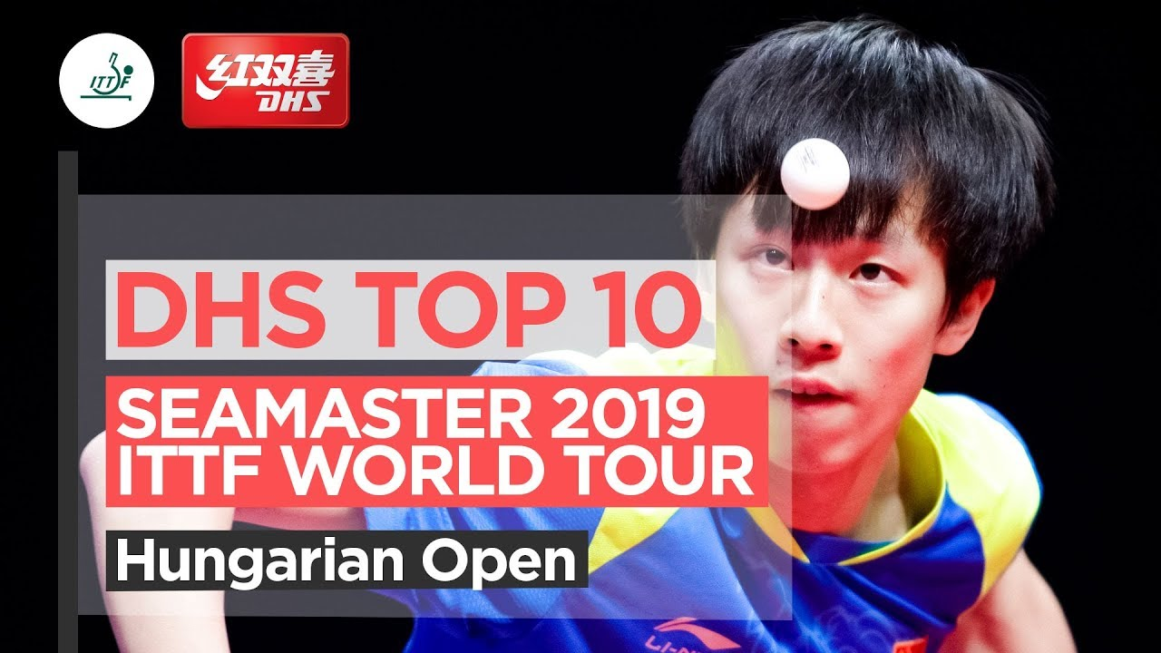 Download DHS ITTF Top 10 - 2019 Hungarian Open