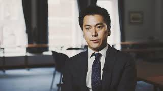 Why choose London? Ryuichi Nozaki