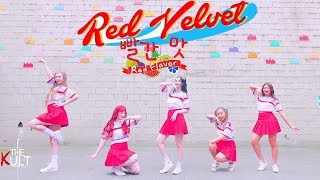 RED VELVET 레드벨벳 - 빨간 맛 (RED FLAVOR) DANCE COVER | THE KULT |