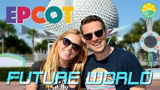 Exploring Future World at Disney's EPCOT! | Maddie Moate