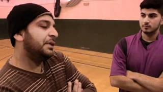 Baitun Noor Ninjas v Masroor Maestros