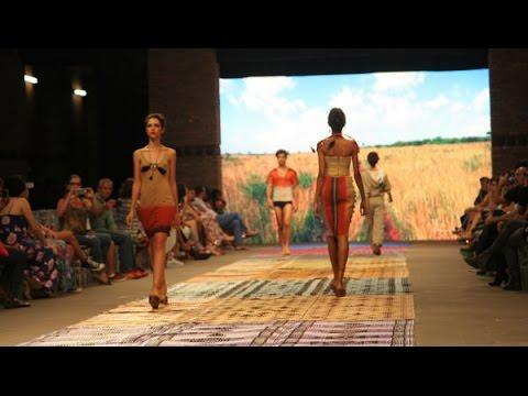 Com apoio da ONU, evento de moda no Rio promove intercâmbio de culturas
