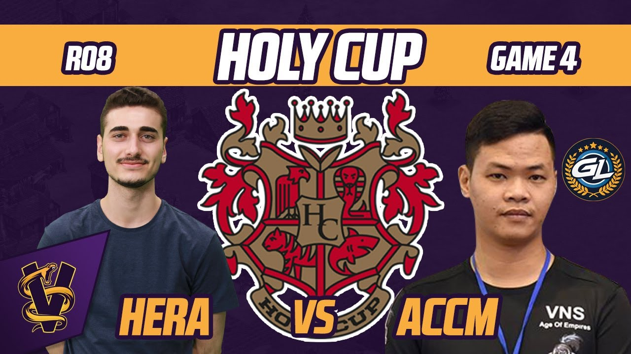 Download HolyCup: Hera vs ACCM - Game 4