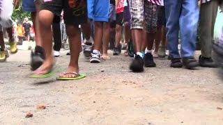 ECCO Walkathon 2014 - SOS Børnebyerne