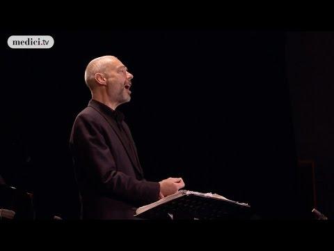 Mark Padmore - Der Wanderer and den Mond - Franz Schubert - Verbier Festival
