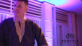 Bongo and B | Dhol and Djembe Fusion | Toronto Wedding and Corporate - Indian Fusion Duo 2017 Video