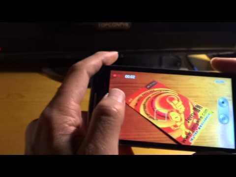 Samsung Galaxy Express 2 LTE G3815 Test 3