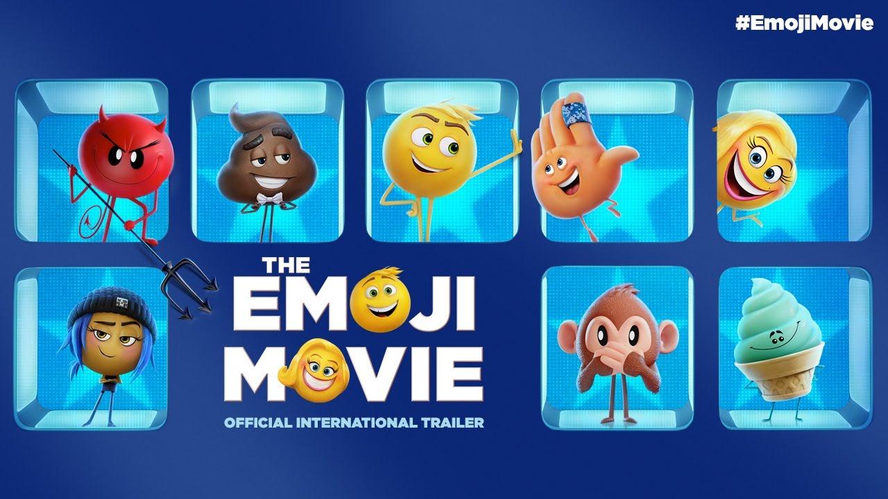 The Emoji Movie Official Trailer Starring T J Miller