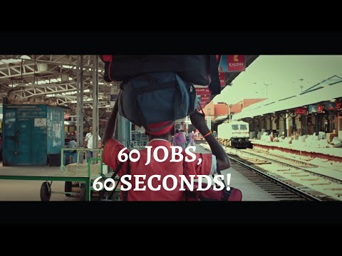 60 Jobs, 60 Seconds!