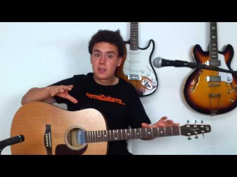 Como cantar y tocar la guitarra a la vez - Tutorial