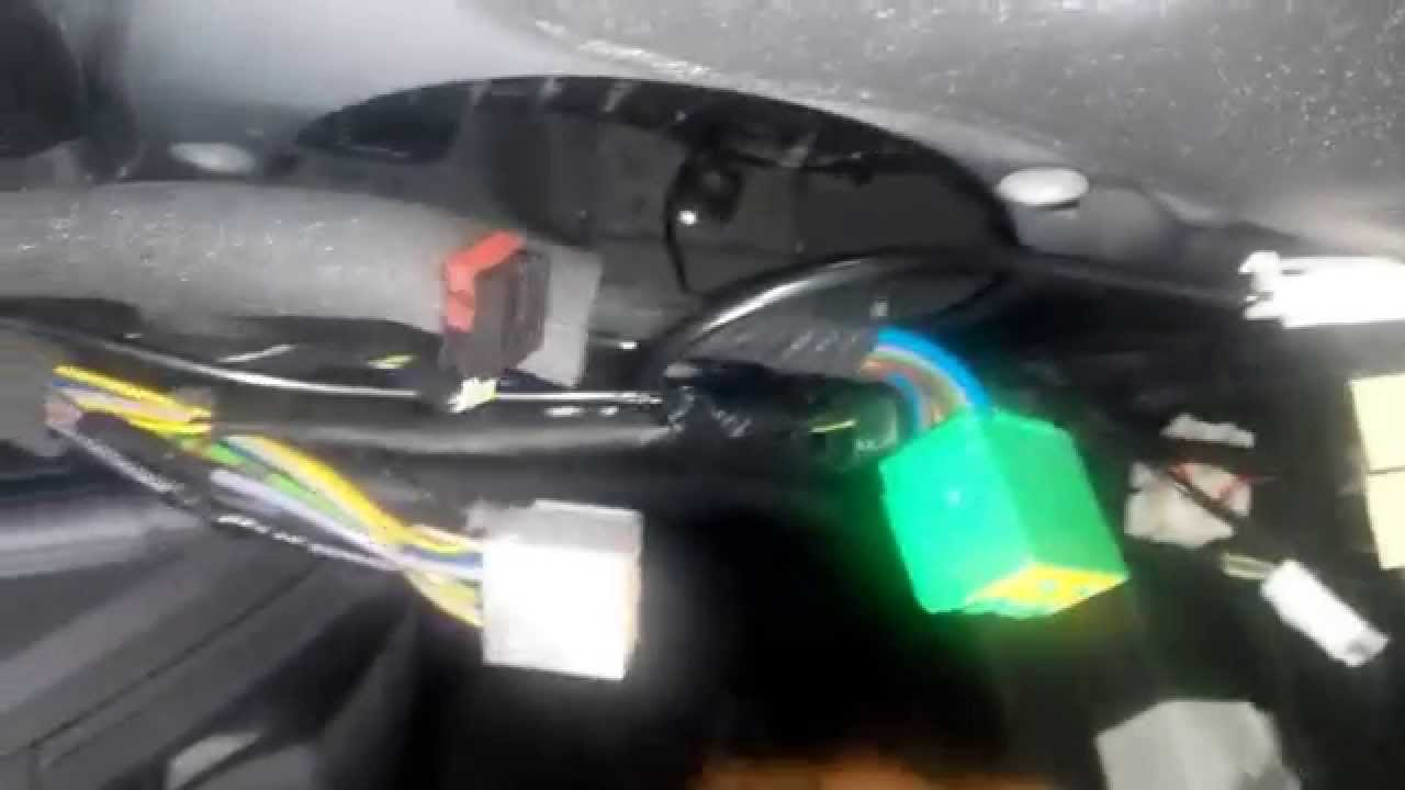 wiring instalation motorized folded mirror auto retract module rh youtube com ford ecosport wiring diagram pdf ford ecosport 2007 wiring diagram