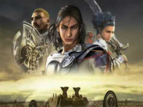 Top 50 Rpg World Map Themes 16 Lost Odyssey Youtube