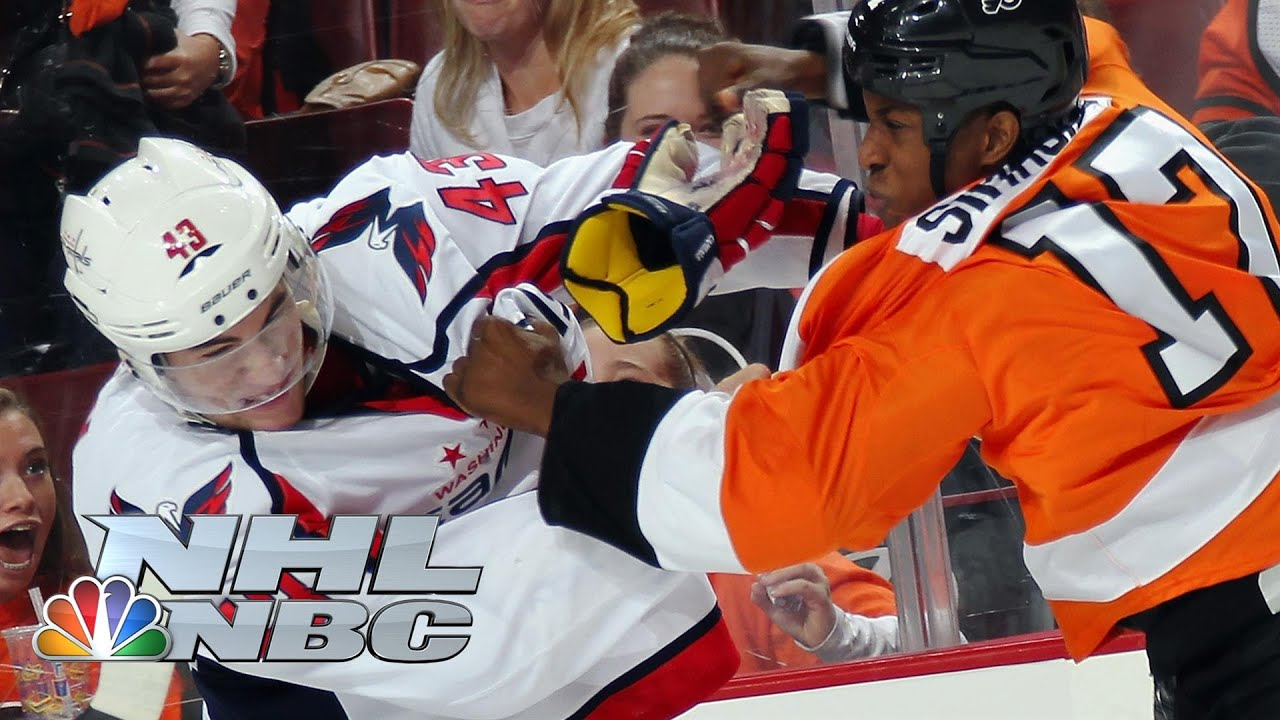 Download Top 10 NHL fights of all time   NBC Sports