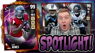Holy cow! best user mlb in mut 17! | defensive spotlight promo! | mut 17 pack opening