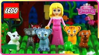 ♥ LEGO Disney Princess Aurora and The Magic Bush