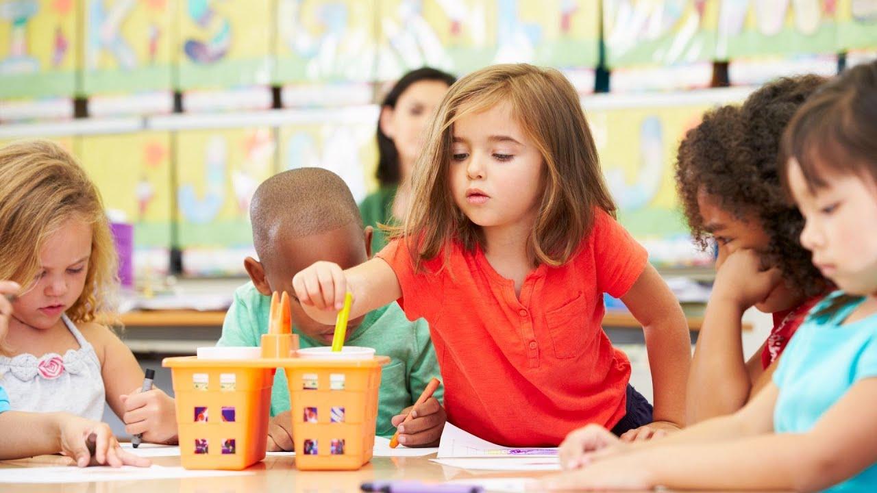 Age 4 Cognitive Development Milestones   Child Development ...