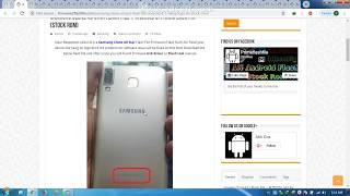Tested firmware mtk 6580 samsung clone