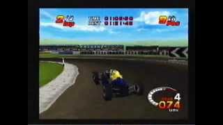 PS1 Demo Disc - TOCA 2: Touring Cars