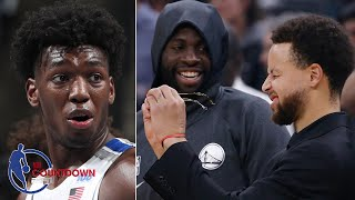 James Wiseman has a perfect NBA fit, but which team is it? | NBA Countdown
