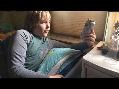 Brody's energy drink review #7-rockstar energy sugar free