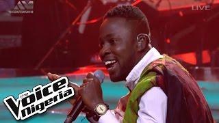 "Patrick sings ""Katapot"" / Live Show / The Voice Nigeria 2016"