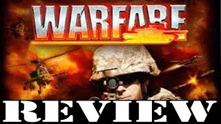 PC GAME REVIEW: Warfare