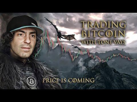 Trading Bitcoin - Holding $9,500