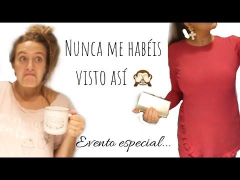 Maquillaje+Peinado+Outfit CITA ESPECIAL... ¡¡Esa no soy yo!! | Sara Bruno