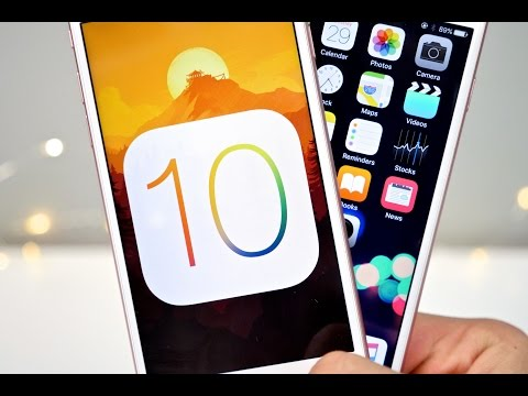10 Cool iOS 10 Features Apple Should Add!