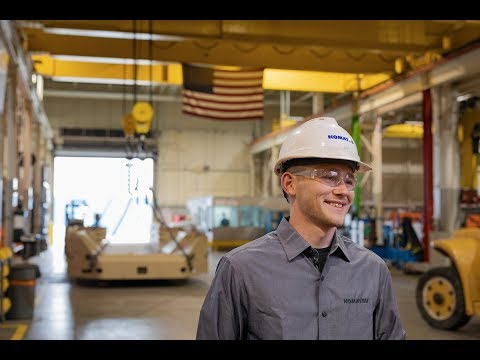 Careers At Komatsu Mining In Lebanon, Kentucky