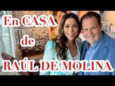 ¡TODO SOBRE RAÚL DE MOLINA! ¡INTIMIDAD, ESCÁNDALOS Y LOGROS!