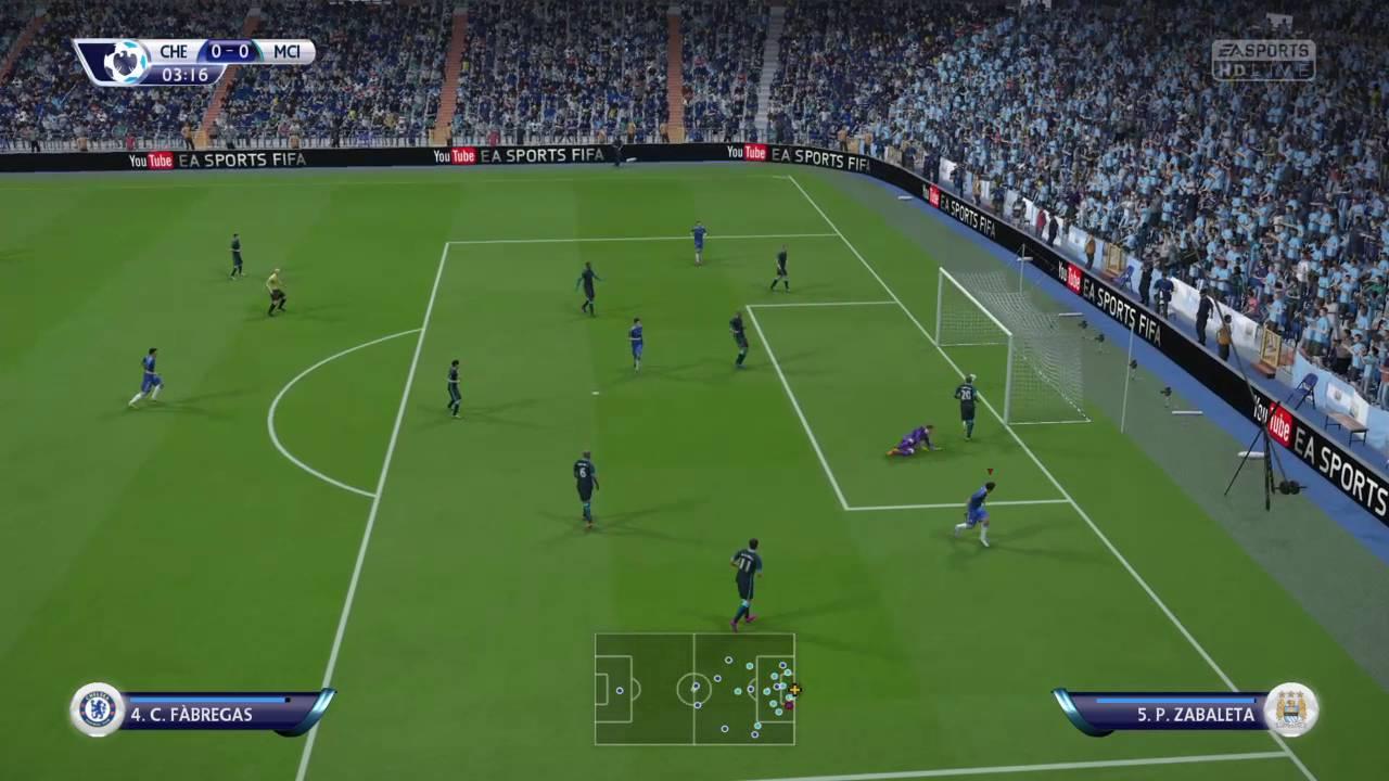 Chelsea goal - YouTube