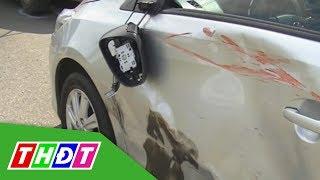 Tai nạn giao thông khiến kẹt xe nghiêm trọng trên cao tốc TP. HCM - Trung Lương | THDT