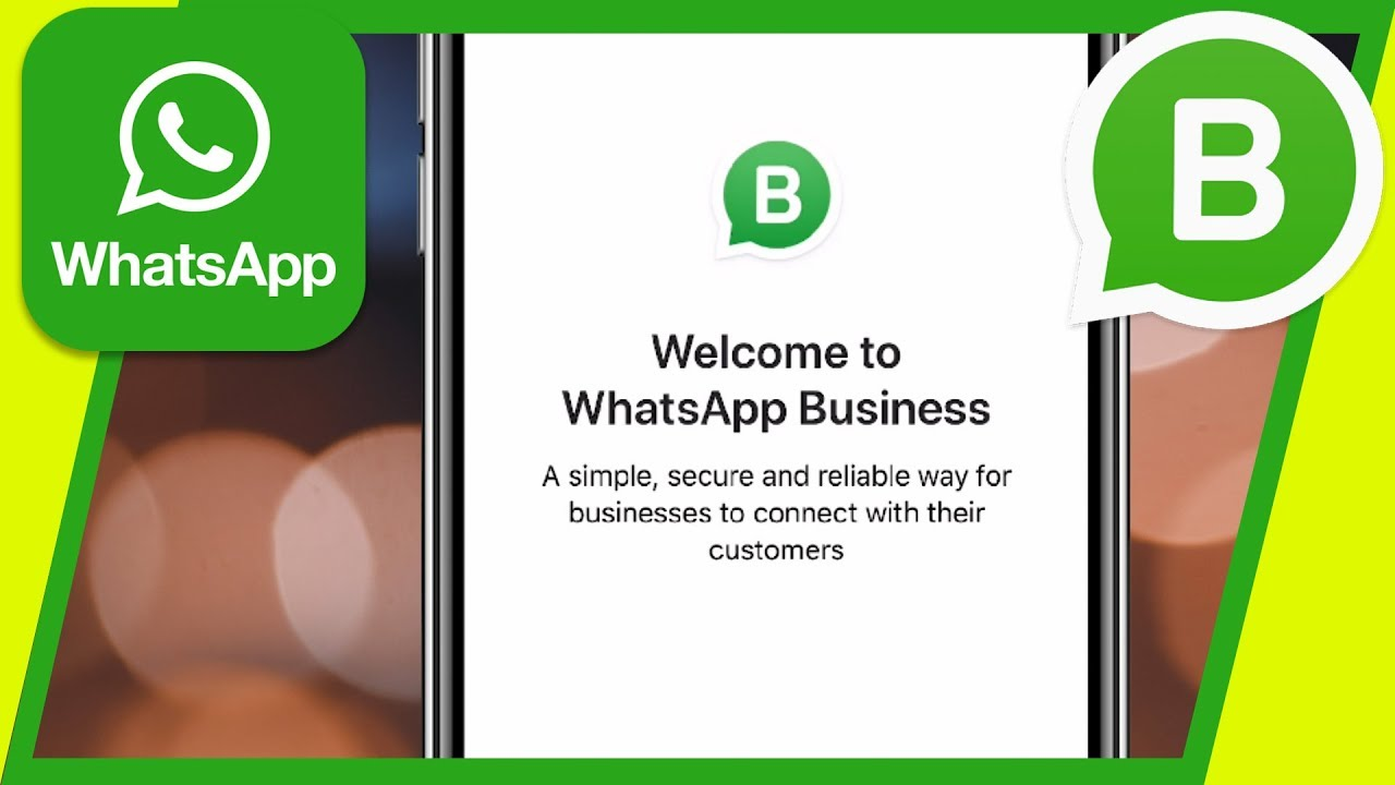 How To Use Whatsapp Business App Youtube