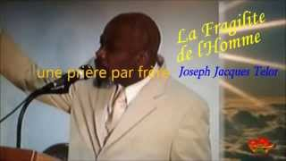 Prière Par Frère Joseph Jacques Telor