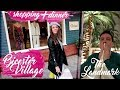 Luxury Shopping at Bicester Village and The Landmark London dinner | Pop in! It's Cristina