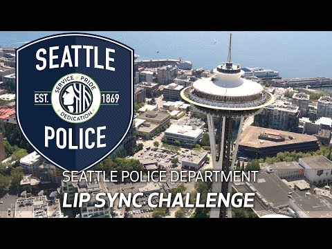 Official Video: Seattle Police Department Lip Sync Challenge