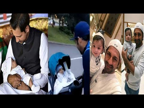 Sarfraz Ahmed Reciting Naat for his son thumbnail