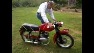 Moto Puma 125