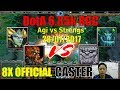 Dota - Agility vs Strengs - DotA 1 Gameplay 28/07/2017