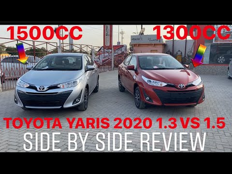 TOYOTA YARIS 2020 FIRST REVIEW OF PAKISTAN 🇵🇰