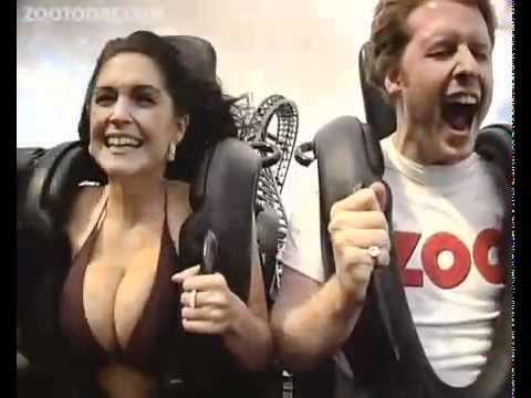 porn on a roller coaster