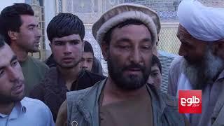 Man Throws Shoe At Hekmatyar In Herat Mosque