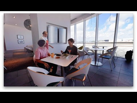 The Centurion Lounge | Presented By Amex