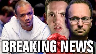 FISTFIGHT In Bobby's Room! Phil Ivey Targeted? Plus Daniel Negreanu, Luke Schwartz, More Poker News